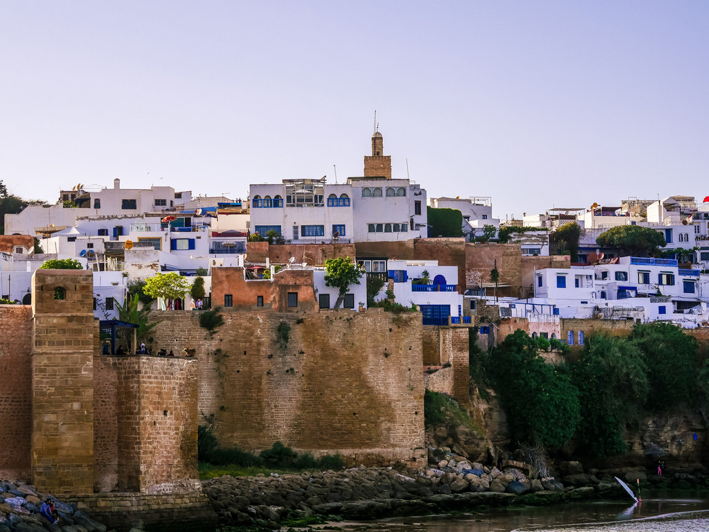 old medina Rabat